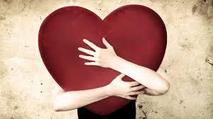 embrace heart