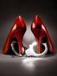 heels and cuffs